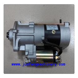 engine starter motor used for kato hitachi volvo kobelco sumitomo mitsubishi hino hyundai parts