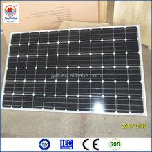 24V 200w 270 watt cheap solar module / small pv solar panel module in China