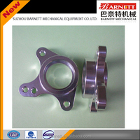 Small order airplane model cnc parts made in China