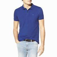 mens pima cotton blank custom polo t shirt