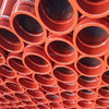 hot sale spare parts high pressure delivery hardened pipe(single wall)