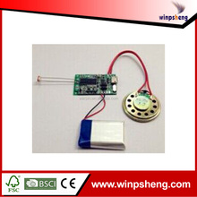 Motion Sensor Activated Sound Module/ Recorder Sound Module