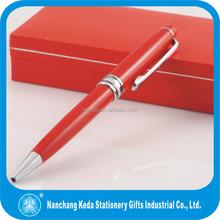 Christmas gift set fountain pen ball free ink roller pen
