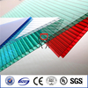 multiwall polycarbonate panel, colored polycarbonate hollow sheet price