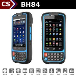 Cruiser BH84 4.0inch screen dual core nfc 1D/2D barcode scanner bluetooth wifi 3G industry Android Pda Barcode Scanner 4inch