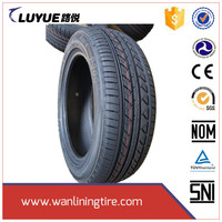 New Tires Factory Wholesale Radial Car Tires for US/Middle East/European Markets .