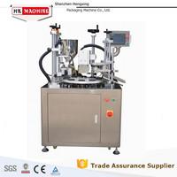 "Cream Filling Sealing Machine Automatic Aluminum Tube Filling And Sealing Machine Guangdong Manufacturer"""