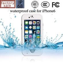 For iPhone 6 Waterproof Case, 100% waterproof case for iPhone 6, little dot design