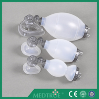 Hight Quality Approved Medical Disposable Adult Slicone Resuscitator With CE/ISO Certification (MT58028501)