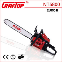 5800 High quality chinese chainsaw manufactures with CE certificate