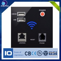 Factory supply wifi wall high quality wifi ap router