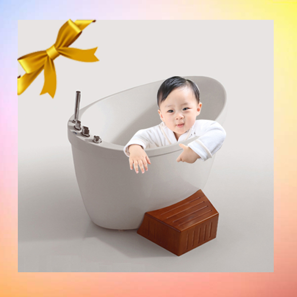 hs t1801 low price cheap very small freestanding baby bathtub with seat buy. Black Bedroom Furniture Sets. Home Design Ideas