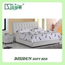 new modern upholstered modern round black bed designs