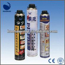 PU Foam Manufacturer One Component Polyurethane Expanding Foam Adhesive Sealant