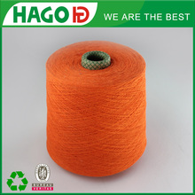 Blended Recycled Cotton Polyester Viscose Acrylic Regenerated yarn