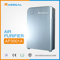 Electric air cleaner auto air purifier with uv