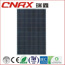 China yueqing 230watt polycrystalline low price solar panels