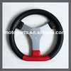 320mm Steering wheel go kart kit Steering Wheel Cover for small car with 3 hole