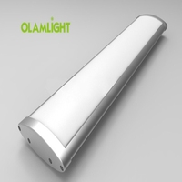 Newest LED Tri-proof Linear Light Imported Samsung 5630 150W led high bay light for Workshop