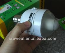 led del sensor de movimiento bombilla con contador de tiempo ajustable