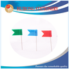 35mm City Locations Flat Flag Shaped Push Pins with good quality