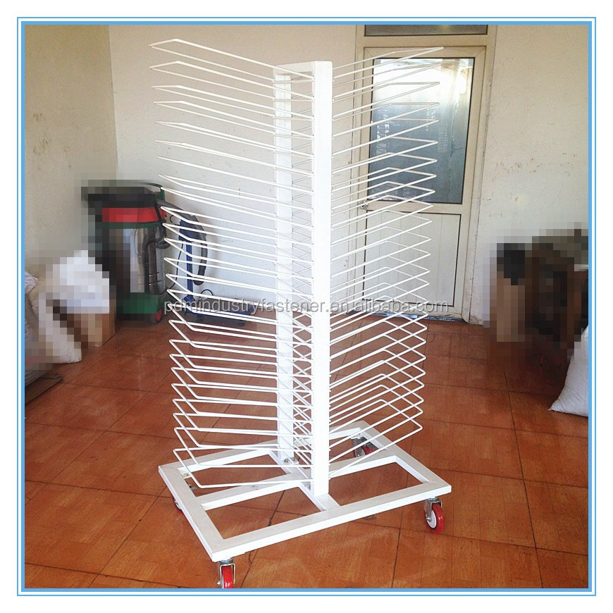 Cabinet Door Drying Rack ~ Metal cabinet door drying rack buy