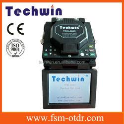 Fiber optic splicing machine /multiple language options fiber cable blowing machine