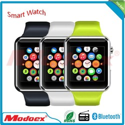 2015 new smart bluetooth watch wrist watch bluetooth aw8 smart watch phone A1