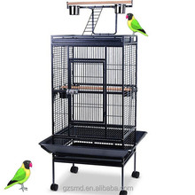 High Quality Play Top Metal Large Cage for Parrot