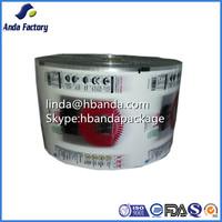 plastic wrap pvc cling film food grade packaging film