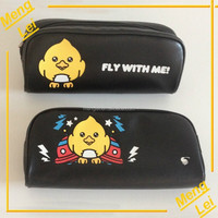 wholesale high quality custom cartoon design cool pencil case for teenagers
