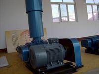 High pressure China three lobes roots air blower JLSR400