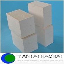Light weight high strength calcium silicate board/pipe cover/clab/sheet for buildings from Yantai biggest supplier