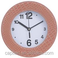 auto flip gps digital wall clock with perpetual calendar