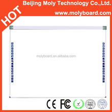 China made digital board for multimedia classroom dual pen