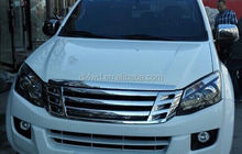 New ABS Material Car Grille For ISUZU D-max 2012 To 2014