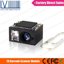 LV3080 2D Barcode Scanner Module, Excellent Performance for LCD Display, Mobile Phone Screen Barcode