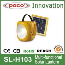 Solar Rechargeable Lantern/Portable Solar Lantern/Led Solar Lantern