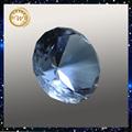 hellblau kristall diamanten für die dekoration