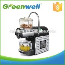 Perfect feedback from clients Best selling products mini oil press machine/mini oil expeller