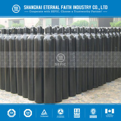 superior (in) quality oxygen gas bomb steel O2 air tank oxygen gas cylinder gas container