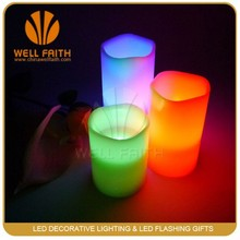 Made in China free sample remote control LED candle lights for wedding decoration,LED party items decoration candle lights