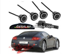 2015 High Quality HUD parking sensor / HUD car parking sensor system,LED Display Car Parking Sensor
