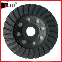 Stone Grinding Turbo Cup Wheels