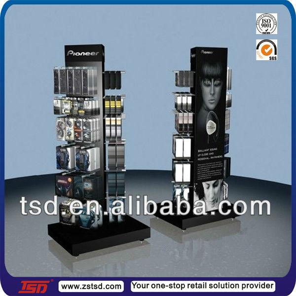 Tsdm40 Custom Cell Phone Accessory Display StandCell Phone Stunning Cell Phone Display Stands