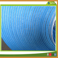 Blue Coating Al Foil Reflective Insulation / Anti-glare Foil- Xpe Foam Insulation For Roof Buildings