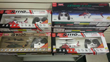 RC Remote Control Toy Helicopter and Cars
