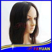 Best selling top quality Brazilian hair straight jewish human hair wig