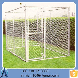 2015 China Manufactruer high quality metal and new Design durable dog kennels cages/ pet cages