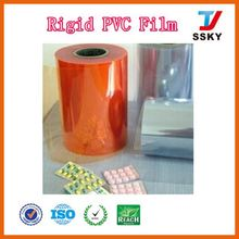 Table Mini size Frosted good and high quality soft pvc film for packing